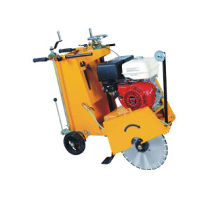 High Quality Concrete Cutter Honda 5.5HP Gqr400A