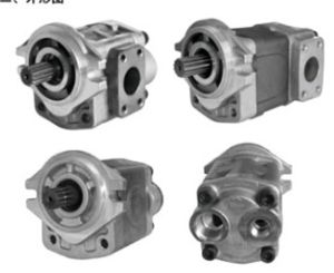Shimadzu Sgp 2 External Gear Pump pictures & photos