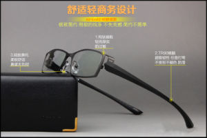 Custom You Logo Titanium Factory Directly Full Optical Frame in The Hot Sale with The Original Famous Brand Eyeglasse