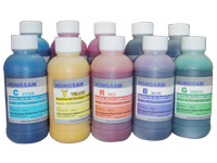 Reactive Dye Ink for Digital Textile Printing (300100)