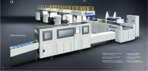 A4 Copier Paper Sheeting and Ream Wrapping Machine (DTCP-A4)