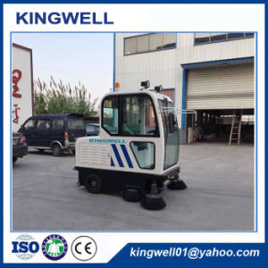 Vacuum Road Sweeper (KW-1900F) pictures & photos