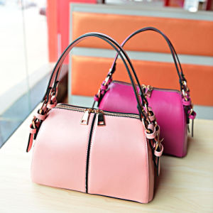Nice Style Colors Fake Leather Ladies Tote Bag (XD140082)