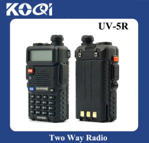 Cheapest Beofeng Handheld UV-5r Dual Band FM Radio pictures & photos