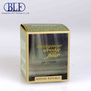 Hot Stamping Logo Full Color Printing Packaging Cosmetic Paper Box (BLF-PBO047) pictures & photos