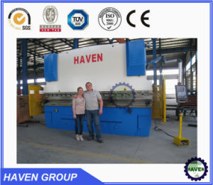 Hydraulic Pressbrake Machine (WC67Y-200X3200) pictures & photos