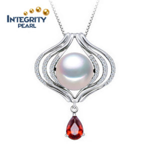 China 925 silver pearl pendant necklace 10 11mm aaa semi round 925 silver pearl pendant necklace 10 11mm aaa semi round perfect pearl pendant designs aloadofball Gallery