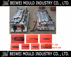 Premium Customized Injection Plastic Car Grille Mould pictures & photos