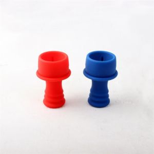 Hot Selling Best Quality Smoking Accessory Hookah Silicone Bowl pictures & photos