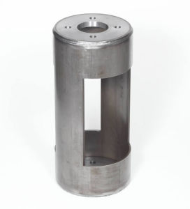 Valve Extension Weldments- Stainless Steel Deep Drawn Stamping Parts pictures & photos