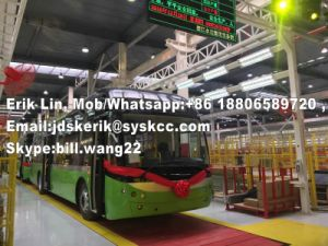 Semi Automatic SKD Bus Assembly Line pictures & photos