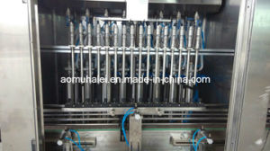 50-500 Ml / 500-2000 Ml Automatic Lubrication Oil Filling Machine/Filler pictures & photos