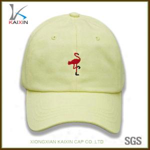 975dc229 China Fashion Unstructured Baseball Cap Customized Dad Hat Cap ...