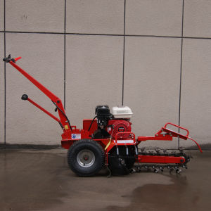 7HP Trencher with Kholer Engine pictures & photos
