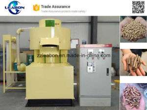 Ce Approved 1-2t Biomass Hard Wood Pellet Production Line Machine pictures & photos