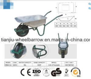 Wheel Barrow (WB6414A) pictures & photos