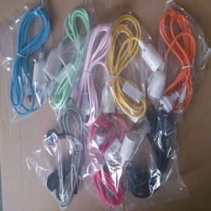 Colorful Lamp Cord Set, Lamp Wire pictures & photos