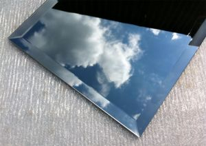 3mm-6mm Beveled Edge Bathroom Silver Mirror with Building Glass