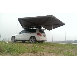Hunting 3-4 Person Mould Proof Caravan Awning with Change Room pictures & photos