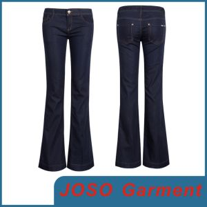 Fashion Women Slim Bootcut Jeans (JC1086) pictures & photos