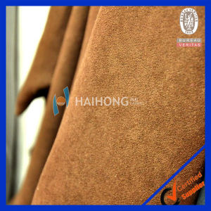 Polyester Ultra Suede Fabric For Sofa