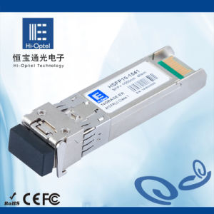 XFP/SFP+ 10G Optical Transceiver Bi-Di/Dulex 200M~80KM Made in China