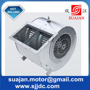 60W Double Shaft Kitchen Range Hood Motor And Fan