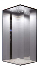 Stainless Steel Mirror Etching Home Elevator Lift pictures & photos