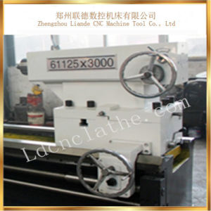 Good Quality Light Duty Horizontal Economic Lathe Machine Price Cw61100 pictures & photos