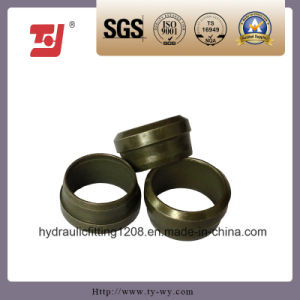 Carbon Steel Hydraulic Fitting Cutting Ring Ferrule