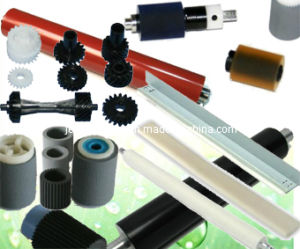 Upper Fuser Roller, Lower Pressure Roller, Thermistor, Pick up Roller, Drum Cleaning Blade, Fuser Gear for Konica Copiers pictures & photos