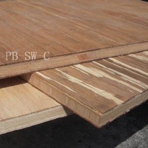 Carbonized Strand Woven Bamboo Furniture Boards Hard Panel Best Plywood (PB-SW-C)