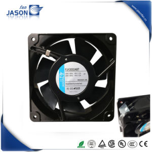 AC Fan 220V 120*120*38mm Ball Bearing Cooper Wire Fj12032abt pictures & photos