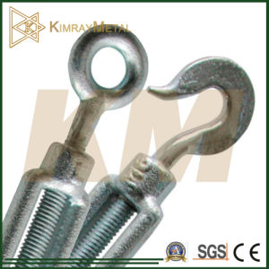 European Type Drop Forged/ Casting Turnbuckle