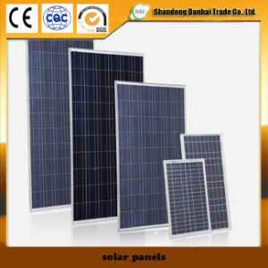 2017 290W Solar Energy Panel with High Efficiency