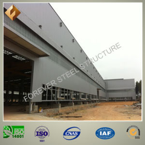 Prefabricated Steel Building Structure for Workshop and Warehouse