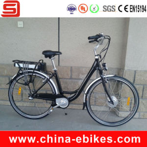 700C E Bike with Lithium-Ion Battery (JSE48)