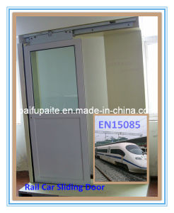 Train Aluminum Sliding Door