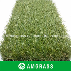 Premium Natural Green Landscape Leisure Decking Grass (AMF411-30L)