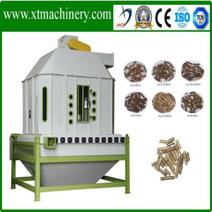 Hot! ! 2-8mm Pellet Use, Counter Flow Pellet Cooler with Ce/ISO pictures & photos