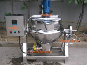 Cooking Kettle for Factory Use pictures & photos
