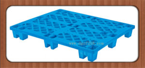 1200X1000X145mm Customized High Quality Nestable Plastic Packaging Pallet for Transport
