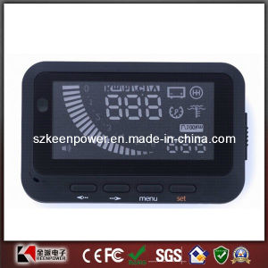 Digital Auto Adjustment Vehicle Head up Display Hud pictures & photos