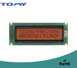 16X2 Positive Character LCD Module with Backlight