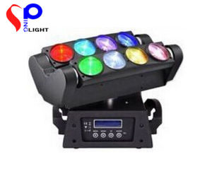 Beam Light 8*10W LED Spider Moving Head