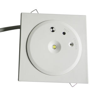 China thin ceiling recessed led emergency down light el11an thin ceiling recessed led emergency down light el11an mozeypictures Image collections