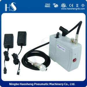 Mini Air Compressor for Makeup HS08ADC-S pictures & photos