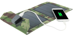 7W Mobile Phone iPad Electric Book Foldable Solar Charger Bag Pack with TUV Certification pictures & photos