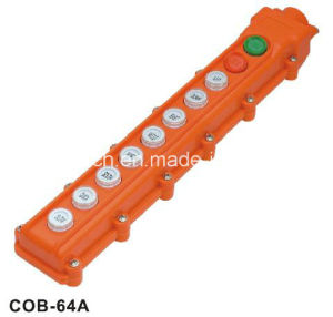 COB-64A Water-Proof Lifing Button Control Hoist Switch pictures & photos