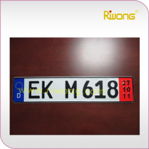 High Security Licence Plate pictures & photos